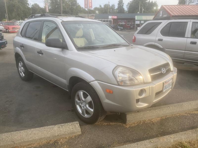 Hyundai Tucson 2006 price $4,995