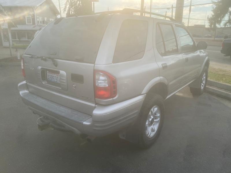 Isuzu Rodeo 2004 price $5,995
