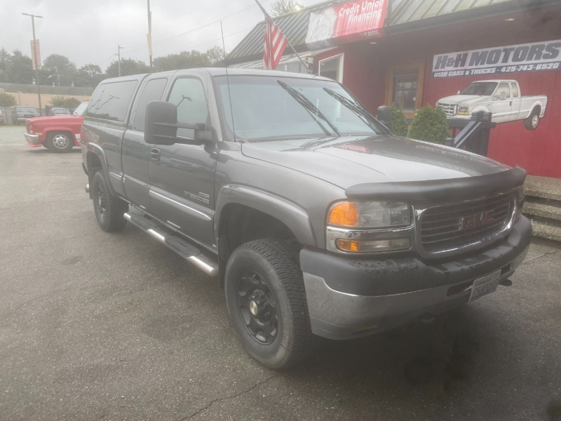 GMC Sierra 2500HD 2001 price $13,995