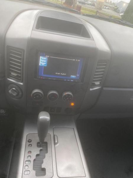Nissan Titan 2006 price $10,995