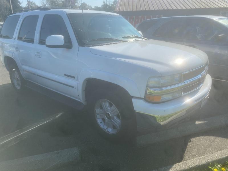 Chevrolet Tahoe 2002 price $5,295