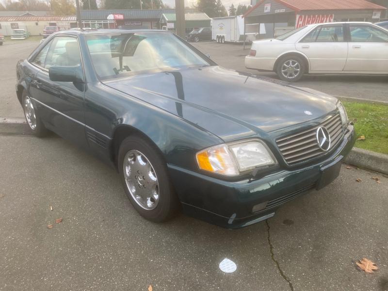Mercedes-Benz SL Class 1995 price $5,995