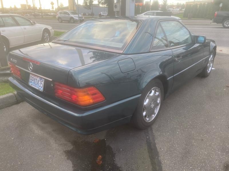 Mercedes-Benz SL Class 1995 price $6,995