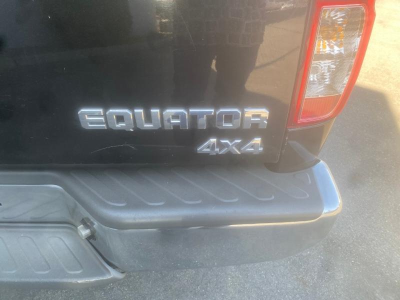 Suzuki Equator 2009 price $11,995