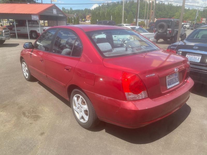Hyundai Elantra 2005 price $4,995