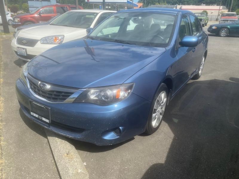 Subaru Impreza Sedan 2009 price $5,895