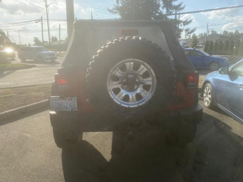 Jeep Wrangler 2007 price $20,995