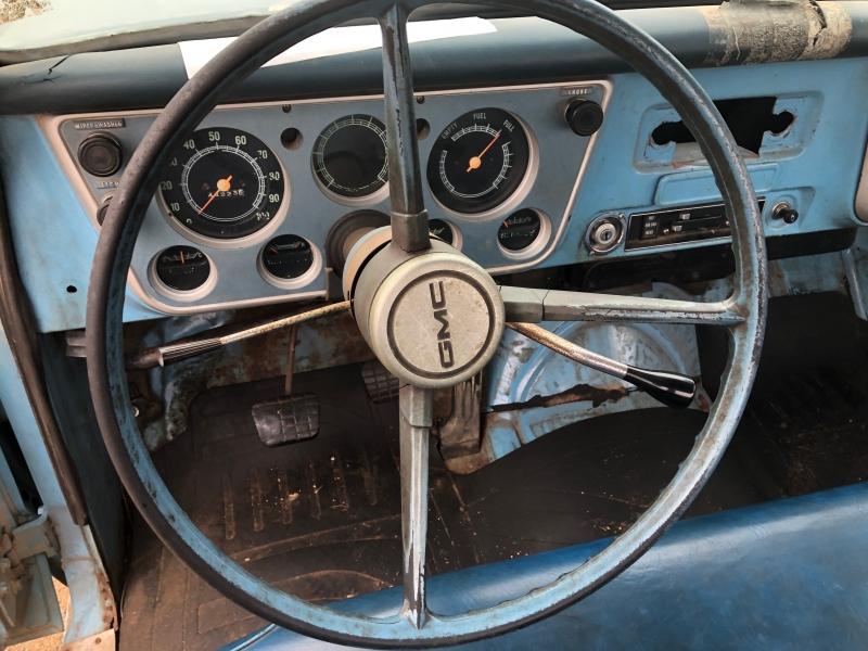 GMC C1A 1968 price $4,900