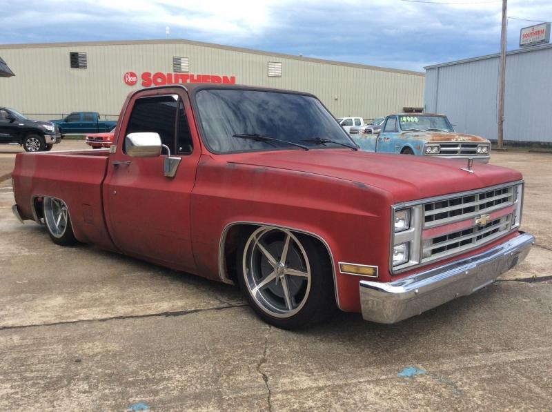 Chevrolet Pickup 1986 price $12,500