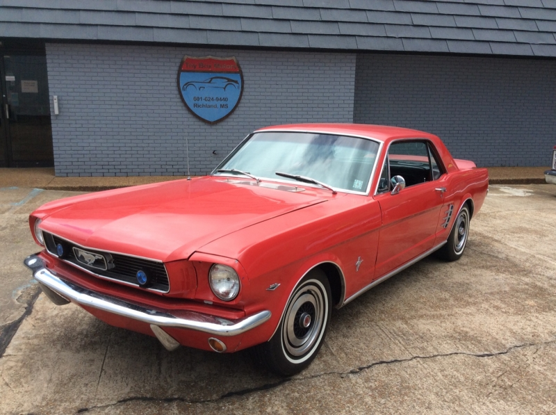 Ford MUSTANG 1965 price $10,900