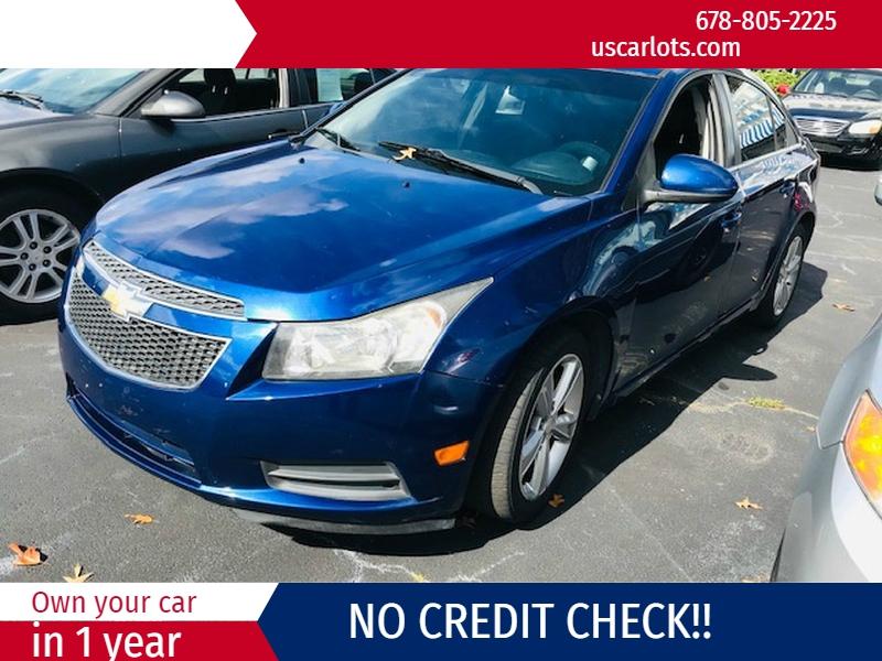 Chevrolet Cruze 2012 price $1,500 Down