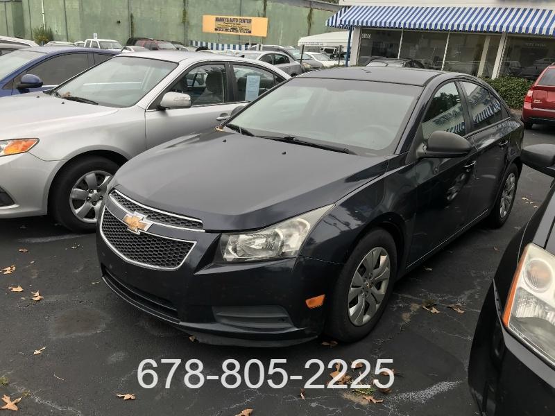 Chevrolet Cruze 2013 price $2,000 Down