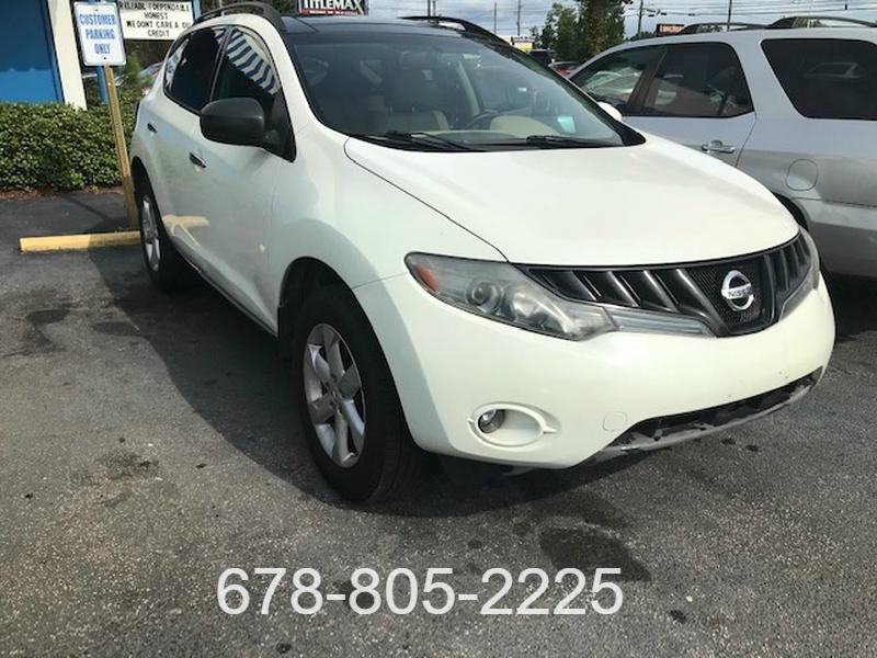 Nissan Murano 2010 price $2,500 Down