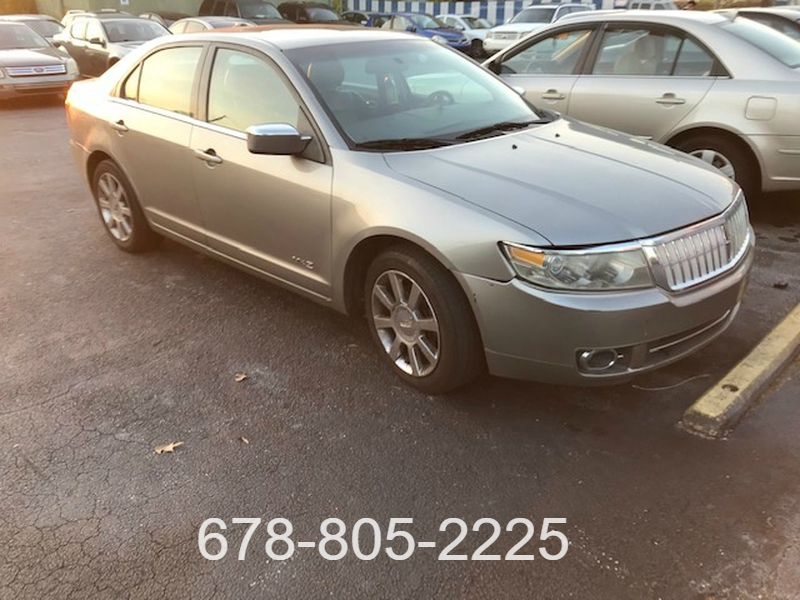Lincoln MKZ 2008 price $3,995 Cash