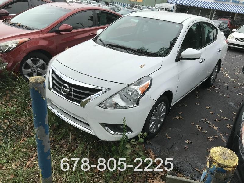 Nissan Versa 2015 price $2,500 Down