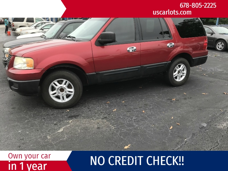 Ford Expedition 2006 price $1,400 Down