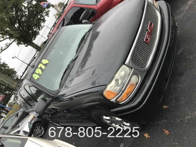 GMC Yukon XL Denali 2004 price $4,495 Cash