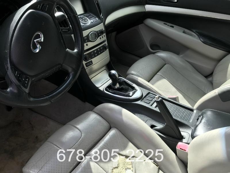 Infiniti G35 Sedan 2007 price $2,000 Down