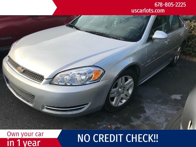 Chevrolet Impala 2013 price $1,500 Down
