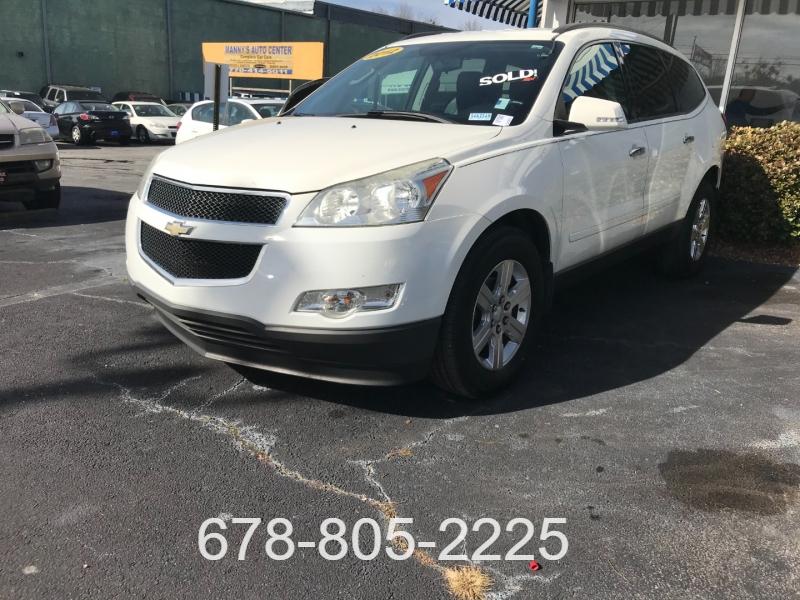 Chevrolet Traverse 2012 price $2,000 Down