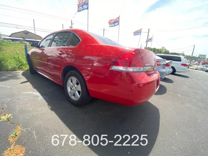 Chevrolet Impala 2011 price $2,000 Down
