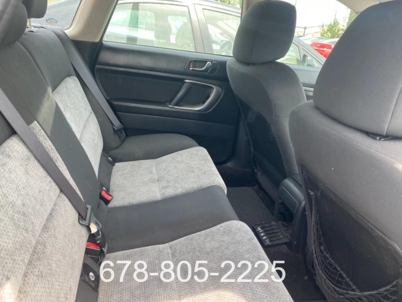 Subaru Outback (Natl) 2008 price $2,000 Down