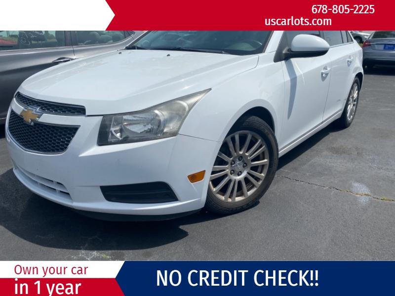 Chevrolet Cruze 2013 price $2,300 Down