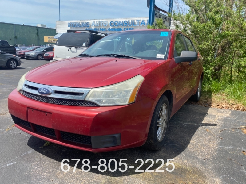 Ford Focus 2009 price $1,700 Down
