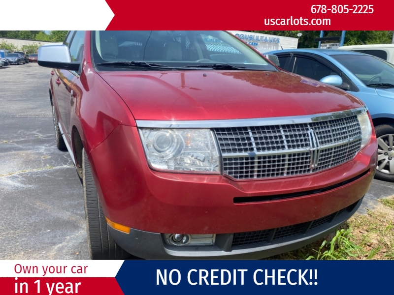 Lincoln MKX 2008 price $2,200 Down