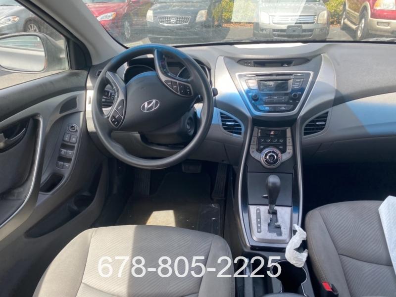 Hyundai Elantra 2013 price $2,500 Down