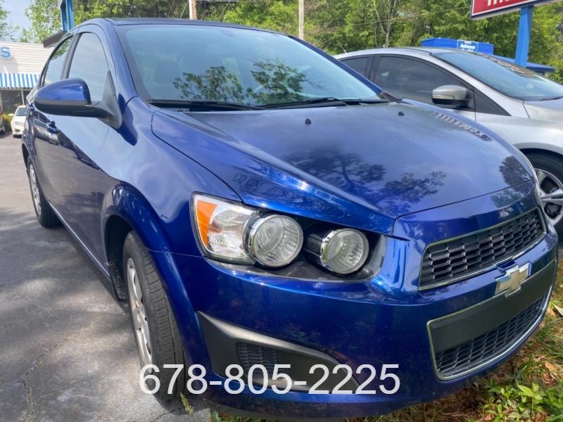 Chevrolet Sonic 2014 price $2,000 Down