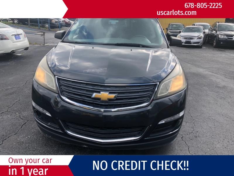 Chevrolet Traverse 2013 price $2,500 Down