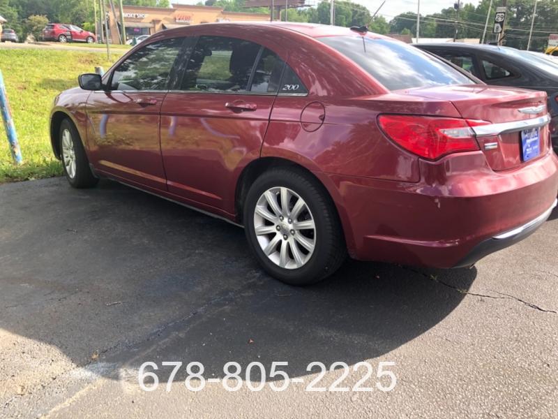 Chrysler 200 2013 price $2,500 Down