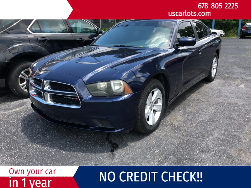Dodge Charger 2013 price $4,000 Down