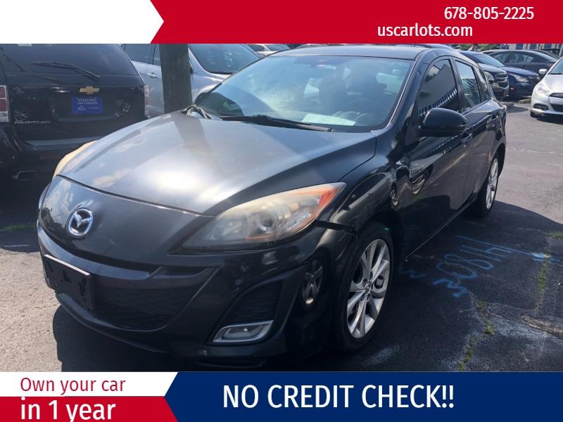 Mazda Mazda3 2010 price $3,495