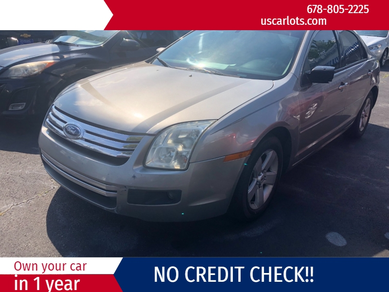 Ford Fusion 2009 price $2,995