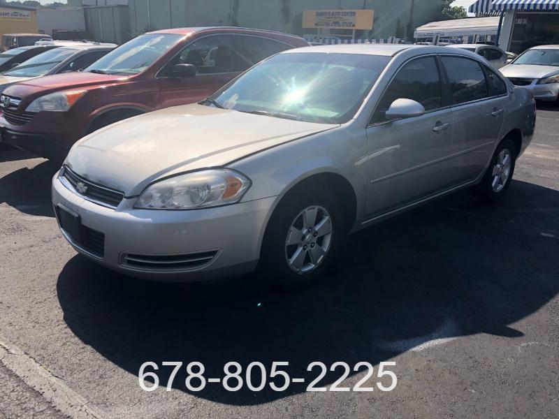 Chevrolet Impala 2008 price $3,495