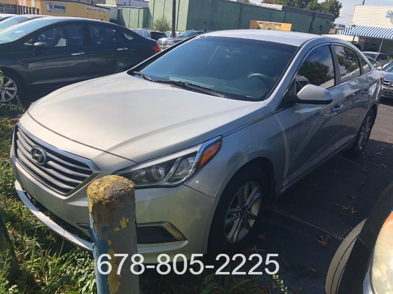 Hyundai Sonata 2017 price $2,500 Down