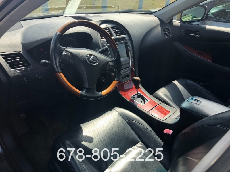 Lexus ES 350 2007 price $2,000