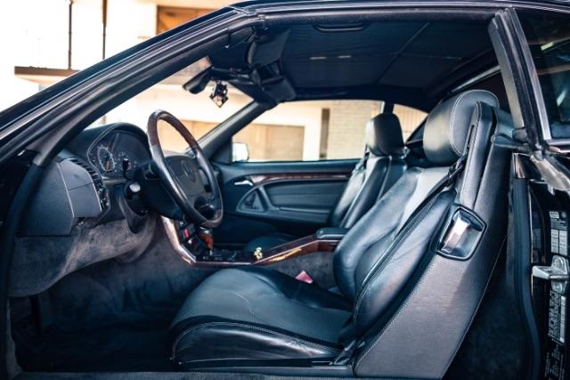 Mercedes-Benz SL-Class 1997 price $16,900