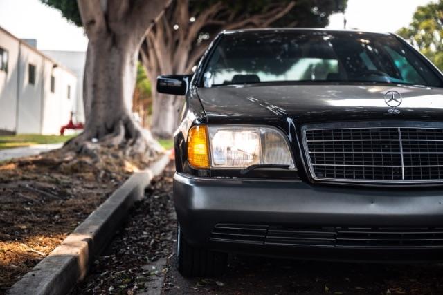 Mercedes-Benz S-Class 1992 price $9,900