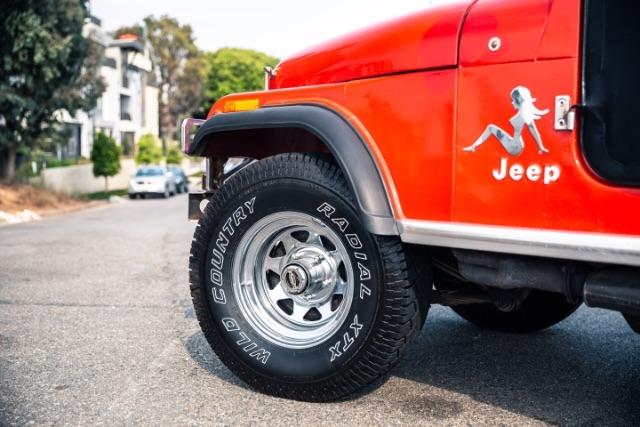 JEEP CJ-5 1977 price $14,900