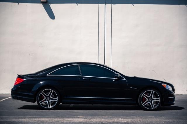 Mercedes-Benz CL-Class 2011 price $26,900
