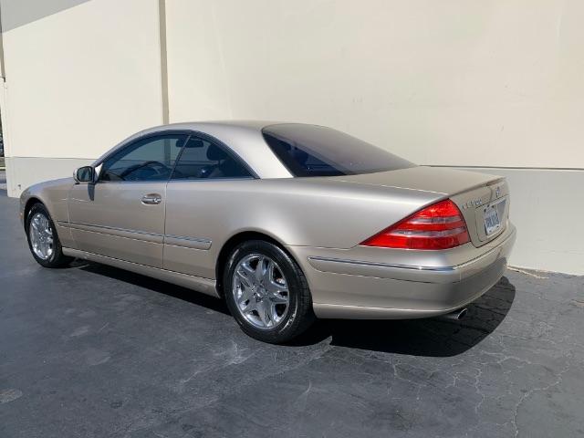 Mercedes-Benz CL-Class 2002 price $4,900