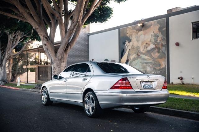 Mercedes-Benz S-Class 2004 price $7,900