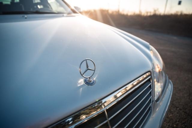Mercedes-Benz S-Class 2004 price $6,500