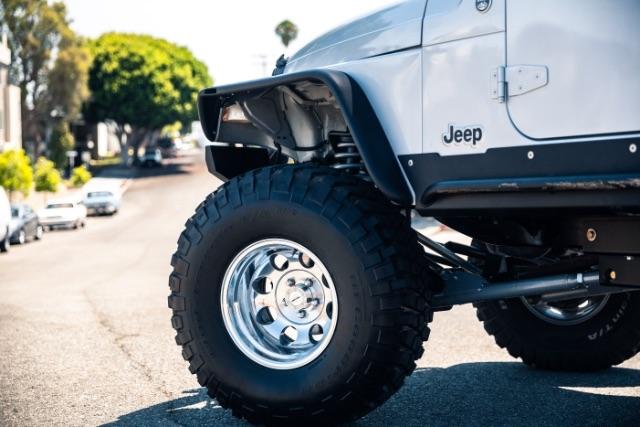 Jeep Wrangler 2006 price $34,800