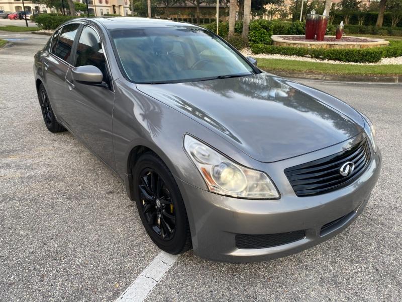 Infiniti G37 Sedan 2009 price $6,995