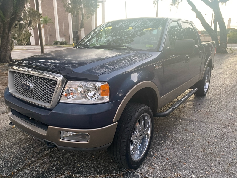 Ford F-150 2004 price $6,495