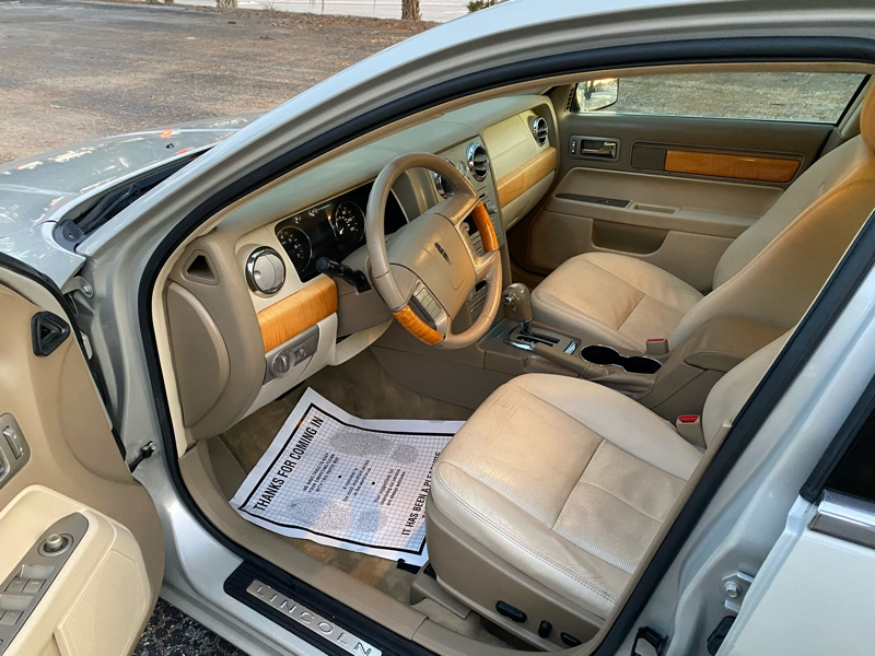 Lincoln MKZ 2008 price $5,495 Cash